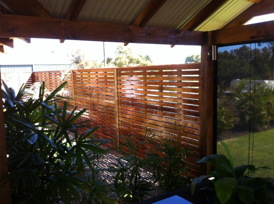Timber fencing2